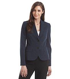 Anne Klein® Seersucker Jacket