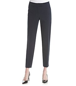 Anne Klein® Seersucker Pants