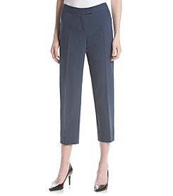 Anne Klein® Crepe Pants