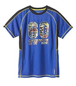 Reebok® Boys' 4-7 Short Sleeve Work Active Tee