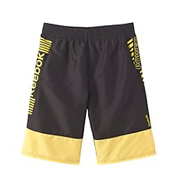 Reebok® Boys' 4-7 Angled Active Shorts