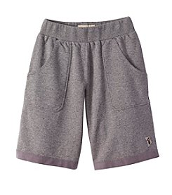 Lucky Brand® Boys' 2T-20 Speckle Knit Shorts