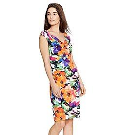 Lauren Ralph Lauren® Floral Empire Dress