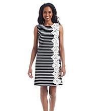 Tommy Hilfiger® Striped Shift Dress