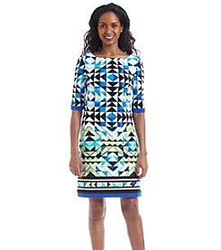 Eliza J® Printed Shift Dress