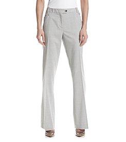 Calvin Klein Petites' Plaid Pants