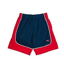 PUMA® Boys' 8-20 Mesh Active Shorts
