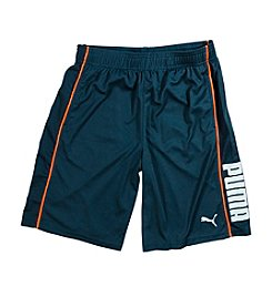 PUMA® Boys' 8-20 Form Stripe Active Shorts