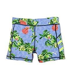 PUMA® Girls' 7-16 Paradise Biker Shorts