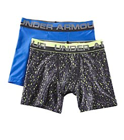 Under Armour® Boys' 2-Pack Original Series Boxerjock