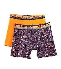 Under Armour® Boys' 2-Pack Original Series Boxerjock