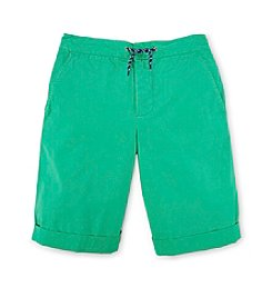 Ralph Lauren Childrenswear Boys' 8-18 Preppy Canvas Shorts