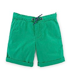 Polo Ralph Lauren® Boys' 2T-7 Preppy Canvas Shorts