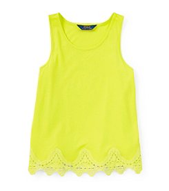 Polo Ralph Lauren® Girls' 7-16 Lace Tank