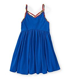 Ralph Lauren Childrenswear Girls' 7-16 Swing Dress