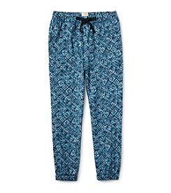 Polo Ralph Lauren® Girls' 7-16 Geo Printed Pants