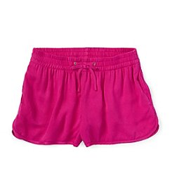 Polo Ralph Lauren® Girls' 7-16 Track Shorts