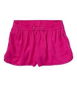 Polo Ralph Lauren® Girls' 2T-6X Track Shorts