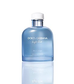 Dolce&Gabbana Light Blue Beauty In Capri Pour Homme Eau De Toilette 4.2-Oz. Limited Edition
