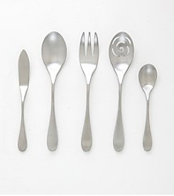 Knork® Set of 5 Brushed Nickel Serving Set