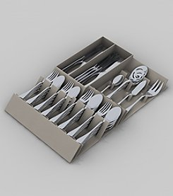 Knork® Flatware Storage Tray