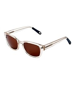 Fossil® Men's Oval Sunglasses