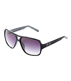 Tommy Hilfiger® Men's Square Navigator Sunglasses