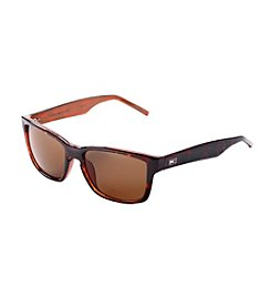 Tommy Hilfiger Men's Tortoise Euro Sunglasses