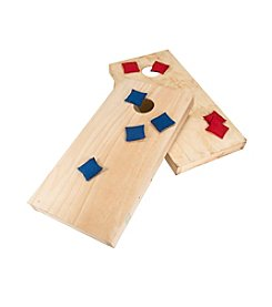 Trademark Global Hey! Play! Cornhole Boards and Bags