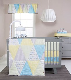 Trend Lab Triangles Baby Bedding Collection