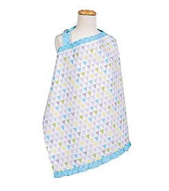 Trend Lab Multi Triangles Nursing Cover