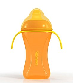 Bebek® Plus+ Tropical Paradise Flexible Spout 8-oz. Bottle with Handles
