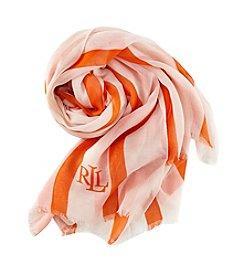 Lauren Ralph Lauren® Roxana Striped Modal Scarf