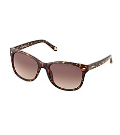 Fossil® Mod Cat Eye Sunglasses