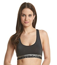 Calvin Klein Magnetic Force Heather Bralette