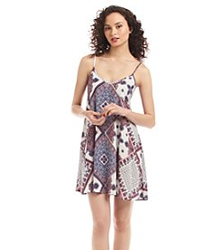 Living Doll® Printed Slip Dress