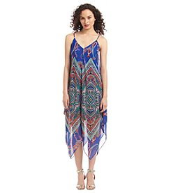 My Michelle Printed Maxi Dress