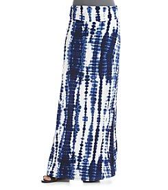 Sequin Hearts® Tie Dye Maxi Skirt