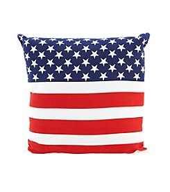 LivingQuarters Americana  Collection Printed Cushion