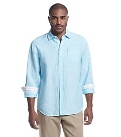 Paradise Collection® Men's Long Sleeve Button Down Shirt