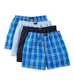 Jockey® Men's 4-pk. Active Blend Boxer Briefs