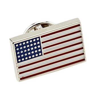 Kenneth Roberts® American Flag Lapel Pin