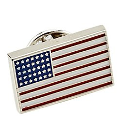 Kenneth Roberts® American Flag Lapel Pin