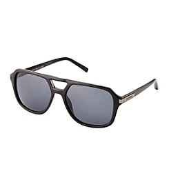 Tommy Hilfiger® Men's Metal Plaque Sunglasses