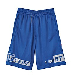 Reebok® Boys' 2T-7 Printed Shorts