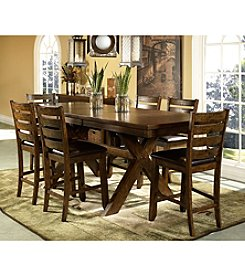 Whalen Vineyard Counter Height Dining Collection