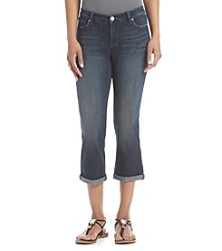 Vintage America Blues™ Boho Crop Denim Jeans