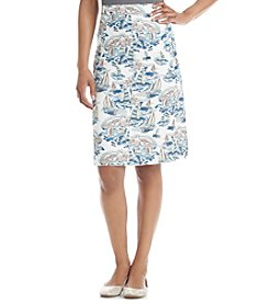 Nine West® Havana A-Line Skirt