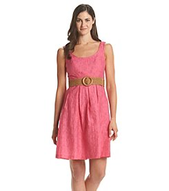 Nine West® Pleated Dress