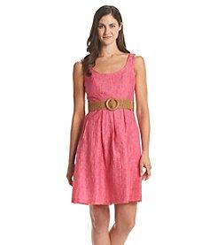 Nine West® Pleated Dress